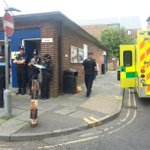 RT @claridgealex: Police at Canterbury Lane toilets following death of woman there this afternoon: http://t.co/WPJ3695kxa http://t.co/wMlXvgYLIJ