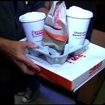 RT @myfoxla: Hot Coffee And A Donut? Dunkin Donuts Opens In LA. http://t.co/A0JH7BgYgO http://t.co/VOIz3dIcno