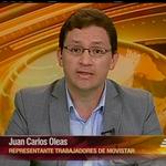 Se están llevando el sacrificio de los empleados, dice represente de trabajadores #Movistar http://t.co/mDfhxqJxrW http://t.co/CvtH2dORlC
