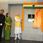 RT @narendramodi: Inaugurated the Vivekananda Cultural Centre at the Indian Embassy & visited the exhibits there. http://t.co/DEidLUImvU