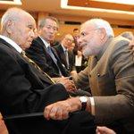 RT @narendramodi: Met 99 year old Mr. Saichiro Misumi, Subhas Babus oldest living associate in Japan http://t.co/iJmOR5hIL8 http://t.co/jxFJ5chlxQ