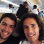 RT @ObservadorUY: La #Celeste ya está camino a Asia para sus amistosos. Así viajan: http://t.co/LB90cLLlvb http://t.co/Fy1lMS73py