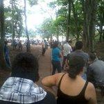 "Reportan @vebe1980: : #tachira #2S IMPRESIONANTE COLA EN EL PARQUE 12 DE FEBRERO PARA COMPRAR GAS http://t.co/xj8OakGeM5"""