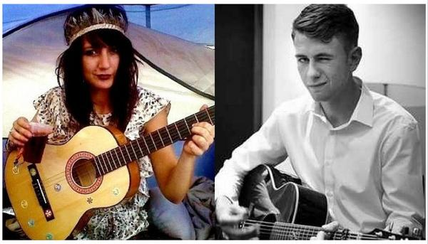 as @Bestival approaches everyone at besti hq remembers these two beautiful people Michael Molloy & Kerry Lynne Ogden http://t.co/ZP9MRlRRjx