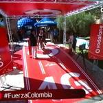 RT @jovaradio: @SenalDeportes #FuerzaColombia Hoy nos ponemos de ruana #LaVuelta a España!!! @lavuelta http://t.co/2RY0CbLNG4