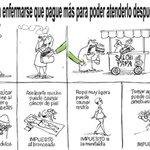 "RT @YSiTePasaATi: RT @bonilcaricatura: ¡Haced Patria! Enfermaos. ¡Contribuid al fisco y al Bien Común! http://t.co/79C0Tm6t95"" // #YsiTePasaAti"