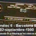 #24AñosDeLaMasacre #El6a0NoSeOlvida máxima goleada en clásicos del astillero duela a quien le duela http://t.co/qfxRdVCzD7