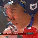 RT @Movistar_Team: Arranca @NairoQuinCo. El líder de #LaVuelta tiene un importante test de 50' por delante para su suerte en la carrera. http://t.co/GaZVMLHzjx