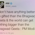 RT @KiranKS: Best statement of #100AccheDin completion. http://t.co/aAPOcLg7Se