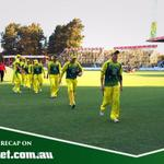 RT @CricketAus: Australia book a spot in the tri-series final with emphatic win against South Africa: http://t.co/6hpWm5Usf6 #SAvAUS http://t.co/JIxDfp65wv