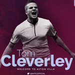 RT @paddypower: Aston Villa unveil Tom Cleverley with a photoshop image of him celebrating a goal scored against Aston Villa. http://t.co/SSWsQTKiUm