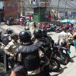 RT @G8CKNorrisVzla: A ciudadanos protestado pacíficamente en de Ruiz Pineda, #Caricuao, # Caracas les mandan un escuadron antimotin. #2S http://t.co/vriXzNgxD4