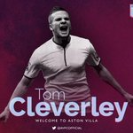 RT @TransferLatests: Tom Cleverley has completed his season-long loan move to Aston Villa. http://t.co/eg6vr9Szi0