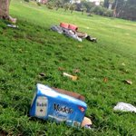 Sad to see #DoloresPark, an #SF gem, trashed after Labor Day. Pack it in, pack it out. Join the team @GiantSweep. http://t.co/Jm6EnuAczg
