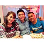 Janey and Shoti with sir @PrincessFrance ???? @itsJaneOineza @jeronteng ???????????? http://t.co/XCcJGjtUa7