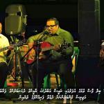 Mi dheebuge Adeeb Performing live on dinner Hosted by HEP Yameen & Madam Faathun #SaabaheyAdeeb @Ahmed_Adeeb http://t.co/roczkqsMM3