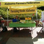 Come see us today on the concourse from 10:30-2:30! #farmingfeedsalabama @AlfaFarmers http://t.co/ynPryITBqr