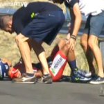 RT @Cablenoticias: Así fue la caída de @NairoQuinCo en la décima etapa de la Vuelta a España (FOTOS-VIDEO) http://t.co/lCen1fCmJB http://t.co/EPuSwFukvH