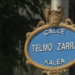 RT @Losotros18: Don Telmo Zarra, máximo goleador de la historia de Primera División, estrena calle cerca de San Mamés. http://t.co/FETzlbuxY7