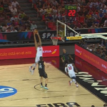 """""""@ESPNNBA: Team USA is off to a slow start against New Zealand, but @AntDavis23 is trying to change that. http://t.co/Jr44sW2JNi"""""""