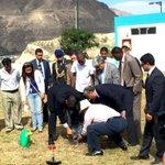 RT @olgafarfanvera: Presidente @MashiRafael planta árbol como símbolo d sembrar nueva generación conocimiento #InicioClases #Carchi http://t.co/wKd9ygvcnx