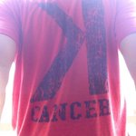 It took away my grandfather.. Wear it proudly! #HateCancer #KCancer