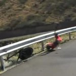 RT @ELTIEMPO: Vean la fuerte caída de @NairoQuinCo en contrarreloj de #LaVuelta a España http://t.co/wd2LDZJYZl http://t.co/coqAEmt4JJ