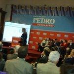 RT @RobertSilva1971: @PedroBordaberry en la presentación del programa y equipo económico http://t.co/T9ellVVnhh