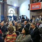 RT @RomanaFerrer: Muy concurrida la presentación del programa económico que presenta @PedroBordaberry http://t.co/gl5d3czFhd
