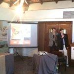 #atletismo: Pablo Gardiol presentando en el Club de Golf del Uruguay la 5ta edición de la Half Maratón Montevideo http://t.co/oWJSaXqNiR