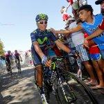 """RT @mundociclistico: #lavuelta Cla General """"El cóndor"""" nairo Quintana es puesto 11 a 3min 25 segs del nuevo lider @albertocontador http://t.co/7n1FLtIG7Y"""