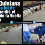 Ampliación. Mal día para @NairoQuinCo en la #VueltaAEspaña Los detalles: http://t.co/D2y38gvJ9s http://t.co/uqhM9eKNyG