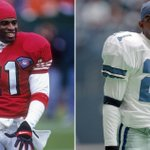 RT @49ers: 4 best players with ties to #49ers, Cowboys. @DeionSanders, @terrellowens on the list. READ: http://t.co/bXYphQt72Z http://t.co/aug6TjoSXP