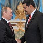 Presidente @NicolasMaduro alza su voz exigiendo respeto para Rusia (+Audio) http://t.co/PphEG1JP5D http://t.co/Azv4fjdH5x