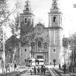 El 2 de septiembre de 1896. se inauguró el tranvía de #Murcia, con un primer ramal desde la capital a Alcantarilla http://t.co/La2MWkzBvW