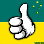 RT @BasketballAus: To all you fantastic @AussieBoomers fans out there getting behind the boys, heres a thumb! #GoBoomers #GoBoomers http://t.co/LC5eYZp50F