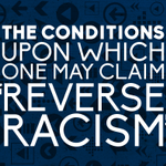 """RT @BuzzFeed: The Conditions Upon Which One May Claim """"Reverse Racism"""" http://t.co/QtzgZ6YXB3 http://t.co/OwlMjNkTjw"""