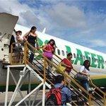 Aerolínea Laser tendrá nuevas tarifas a partir del 9 de septiembre http://t.co/vr9L1UxzEK http://t.co/L6uQ3qO8lG