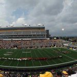 RT @MeaghanML: @Ticats Sweet pano shot I took before kick-off yesterday. I LOVE this stadium #homesweethome #ticats #hamont #CFL http://t.co/pSQ59uwpUj