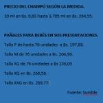 RT @JoseIg13: Patria querida… RT @JanyDily: Queeeeeeeee? RT @TV_VENEZUELA: Publican nuevos precios de champú y pañales. http://t.co/1Eq2UzMPLJ