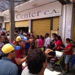 RT @ReporteYa: #2S Protesta en contra de la Captahuella en el centro de Barquisimeto http://t.co/SUf4fzgZxB - vía @TNP_News