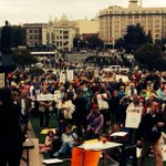 RT @mjeso: Huge crowd out to support teachers in #yyj! #bcpoli http://t.co/prxJd6YpSb
