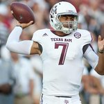 Our 1st #TylerRoseAward Player of the Week: @AggieFootball QB Kenny Hill (Southlake Carroll HS) Photo: CBS Sports http://t.co/nXL43VBN7c