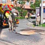 RT @elespectador: Contratista de máquina tapa huecos deberá pagar $650 millones por incumplimiento. #Bogota. http://t.co/T75c39gkeK http://t.co/6TOODeZo5W