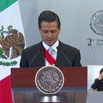 RT @PresidenciaMX: #EnVivo. Mensaje del Presidente @EPN #SegundoInforme #InformeEPN http://t.co/mmApfGf9fz http://t.co/pDxH5rW6CE