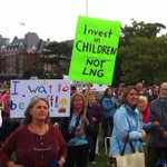 RT @seanleslie980: More #bced rally at #bcleg photos to follow. http://t.co/2DAGSe64sn