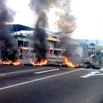 RT @maduradascom: ¡SE ENCIENDE EL TÁCHIRA! Contundente rechazo en las calles contra el captahuellas de http://t.co/sMpmrjXqG0 http://t.co/Bxh1UhYLXF