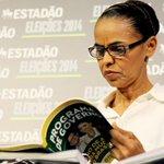 RT @JornalOGlobo: Em resposta ao programa de Dilma, @silva_marina compara presidente a Collor. http://t.co/I97CRDVURo http://t.co/bMXlmkiLUK