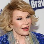 """Joan Rivers remains on life support """"at this time,"""" her daughter says http://t.co/cOXJCdBJ16 http://t.co/07Bzv9pRF8"""