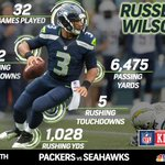 Kickoff Spotlight: @DangeRussWilson and the @Seahawks take on the @packers this Thursday for #NFLKickoff! http://t.co/R3lhMIj0TV